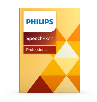 Philips speechexec dictate and transcribe